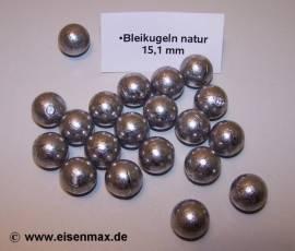 144 Bleikugeln ø 15,1 mm - Bild vergrößern