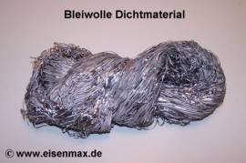 001 Bleiwolle 1,5 - 2,0 mm Mauerwerksabdichtung - Bild vergrößern