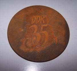 010 Gedenktafel 35 Jahre DDR - Bild vergrößern