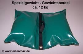 012 Gewichtstasche doppelt ca. 12 kg - Bild vergrößern