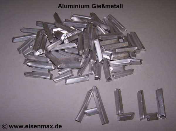 aluminium gie metall im shop eisenmax g nstig kaufen. Black Bedroom Furniture Sets. Home Design Ideas